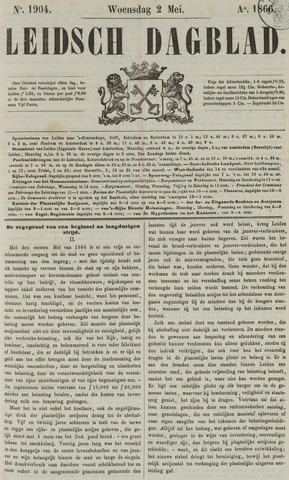 Leidsch Dagblad 1866-05-02