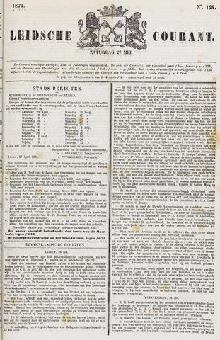 Leydse Courant 1871-05-27