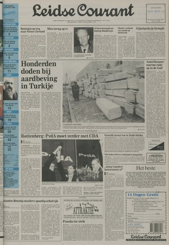 Leidse Courant 1992-03-14