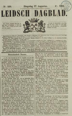 Leidsch Dagblad 1861-08-27