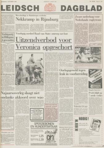 Leidsch Dagblad 1990-10-01