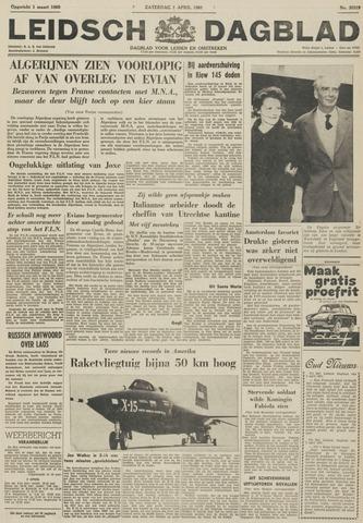 Leidsch Dagblad 1961-04-01