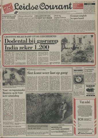 Leidse Courant 1984-12-04