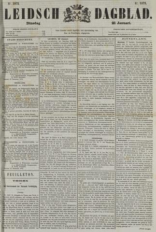 Leidsch Dagblad 1873-01-21