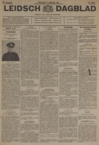 Leidsch Dagblad 1935
