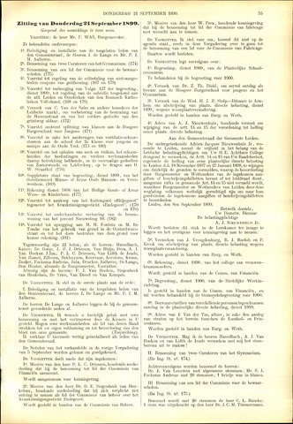 Handelingen van de Raad 1899-09-21