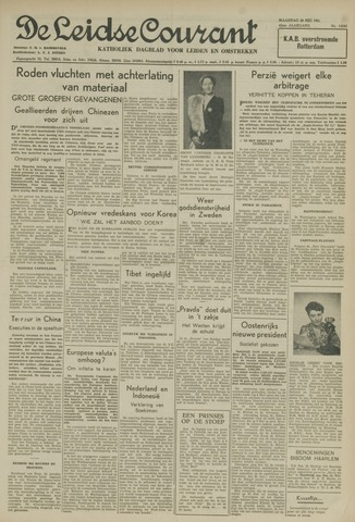 Leidse Courant 1951-05-28