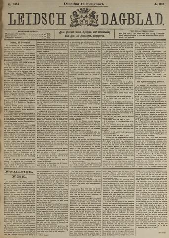Leidsch Dagblad 1897-02-16