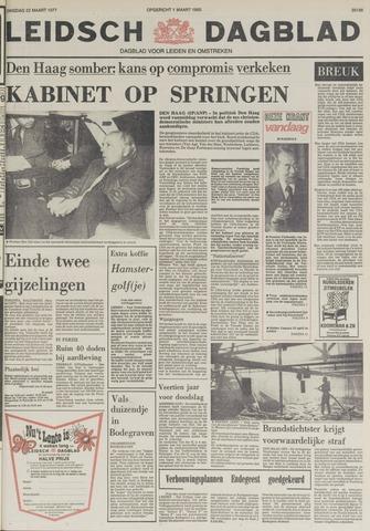 Leidsch Dagblad 1977-03-22