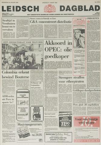 Leidsch Dagblad 1985-01-30