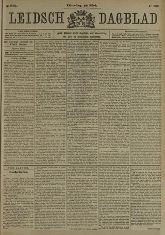 Leidsch Dagblad 1909-05-18