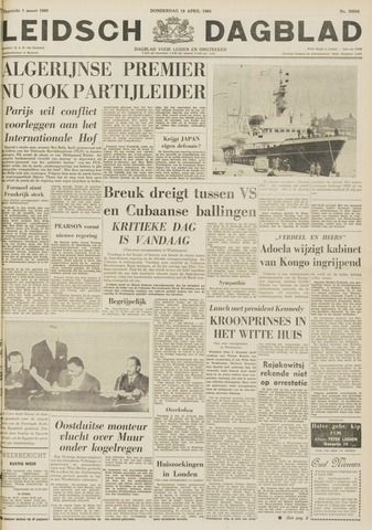 Leidsch Dagblad 1963-04-18