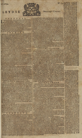 Leydse Courant 1754-05-06
