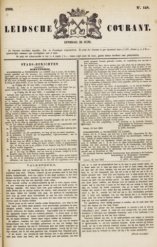 Leydse Courant 1883-06-26