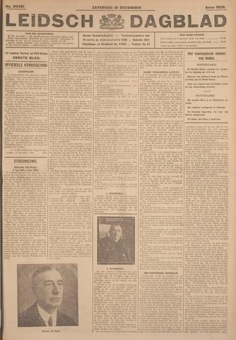Leidsch Dagblad 1926-12-18