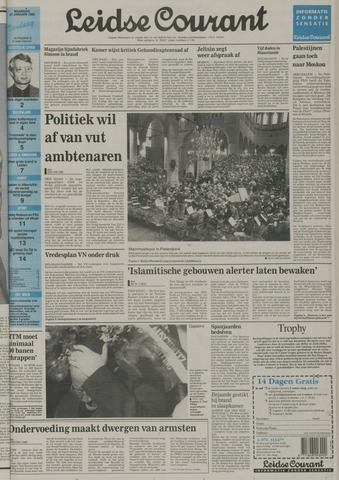 Leidse Courant 1992-01-27