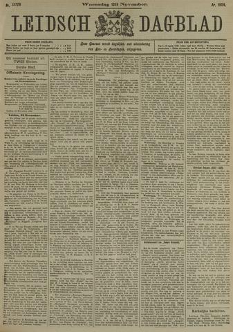 Leidsch Dagblad 1904-11-23
