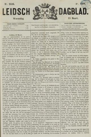 Leidsch Dagblad 1868-03-18