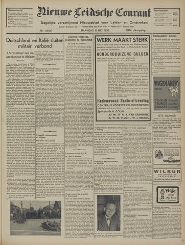 Nieuwe Leidsche Courant 1939-05-08