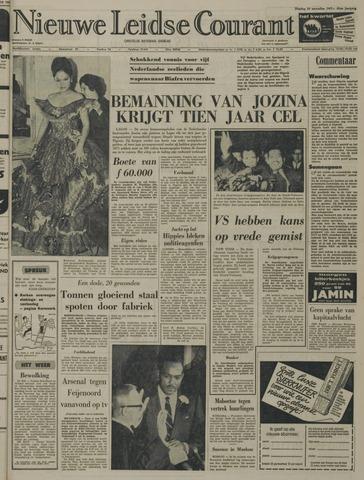 Nieuwe Leidsche Courant 1967-11-14