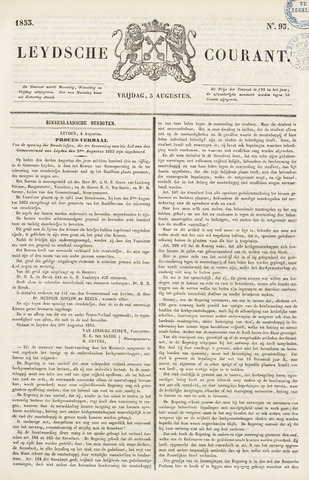Leydse Courant 1853-08-05