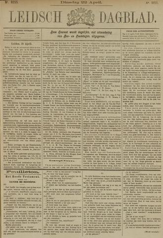 Leidsch Dagblad 1890-04-22