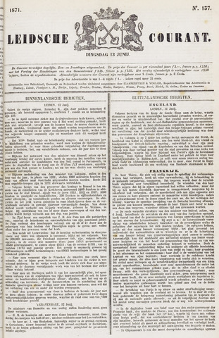 Leydse Courant 1871-06-13