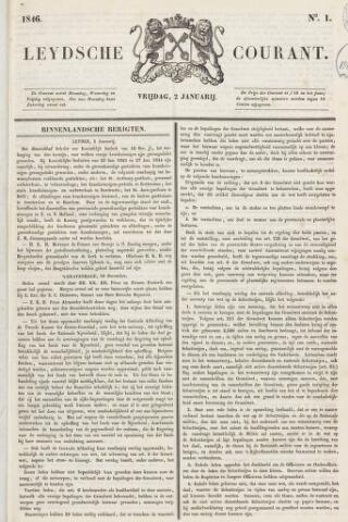 Leydse Courant 1846