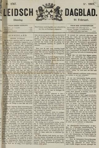 Leidsch Dagblad 1869-02-16