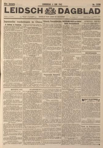 Leidsch Dagblad 1942-06-04