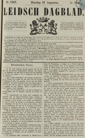 Leidsch Dagblad 1866-08-21