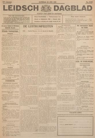 Leidsch Dagblad 1930-06-28
