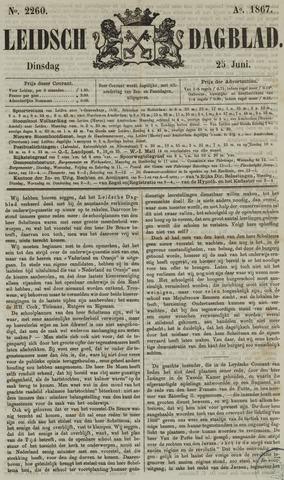 Leidsch Dagblad 1867-06-25