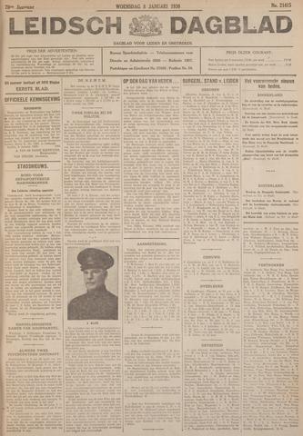 Leidsch Dagblad 1930-01-08