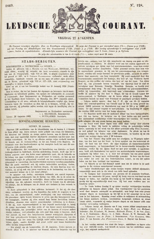 Leydse Courant 1869-08-27
