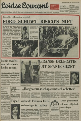 Leidse Courant 1975-09-23