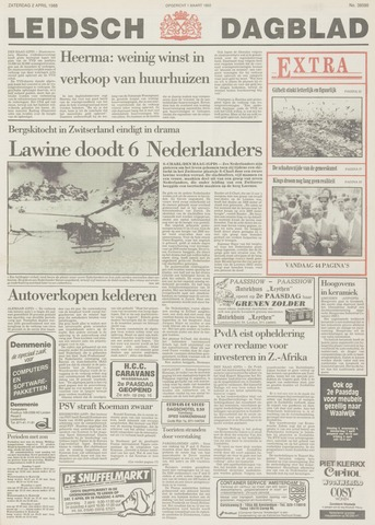 Leidsch Dagblad 1988-04-02