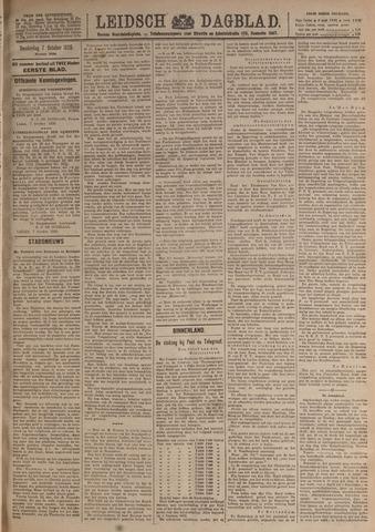 Leidsch Dagblad 1920-10-07