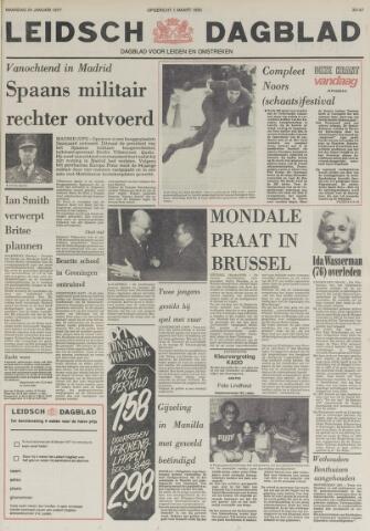 Leidsch Dagblad 1977-01-24