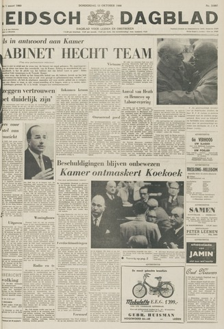 Leidsch Dagblad 1966-10-13