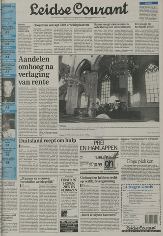 Leidse Courant 1992-09-14