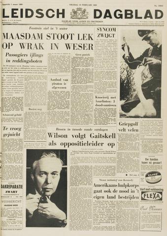 Leidsch Dagblad 1963-02-15