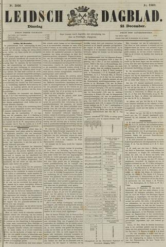 Leidsch Dagblad 1869-12-21