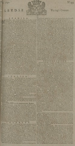 Leydse Courant 1740-08-05