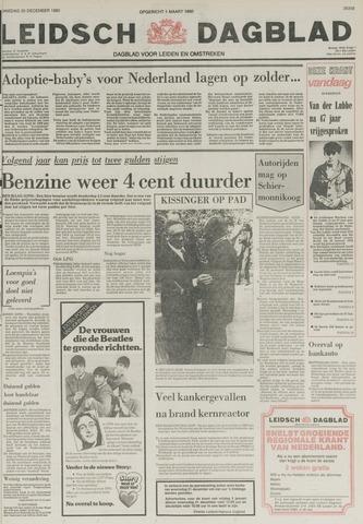 Leidsch Dagblad 1980-12-30