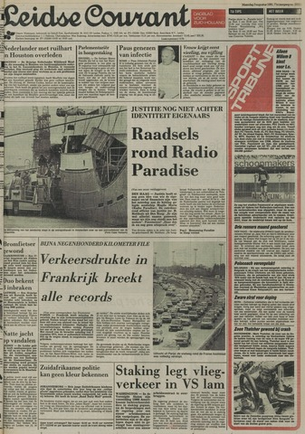 Leidse Courant 1981-08-03