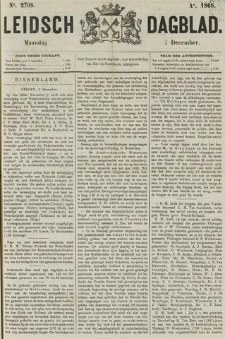 Leidsch Dagblad 1868-12-07