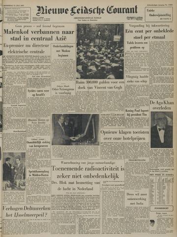 Nieuwe Leidsche Courant 1957-07-11