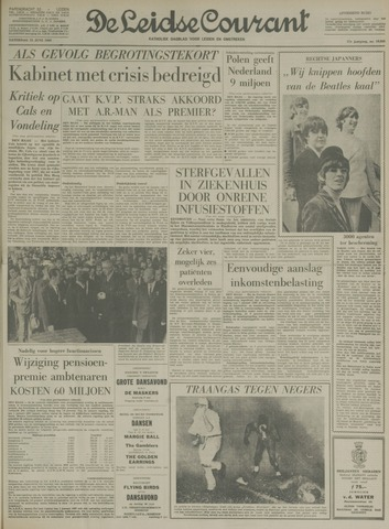 Leidse Courant 1966-06-25