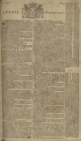 Leydse Courant 1757-03-23